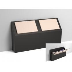 Tête de lit Caja Sleep Line avec coffre de rangement
