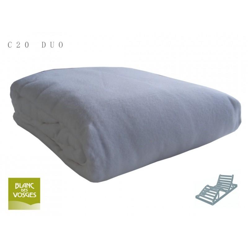 al se de protection blanc des vosges c20 duo. Black Bedroom Furniture Sets. Home Design Ideas