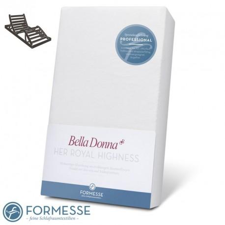 drap housse bella donna pour lit electrique. Black Bedroom Furniture Sets. Home Design Ideas