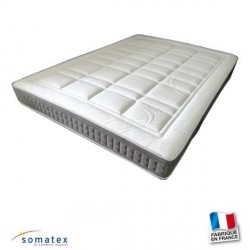 Matelas Fidji - Latex perforé - 3 zones