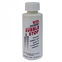 Bubble stop
