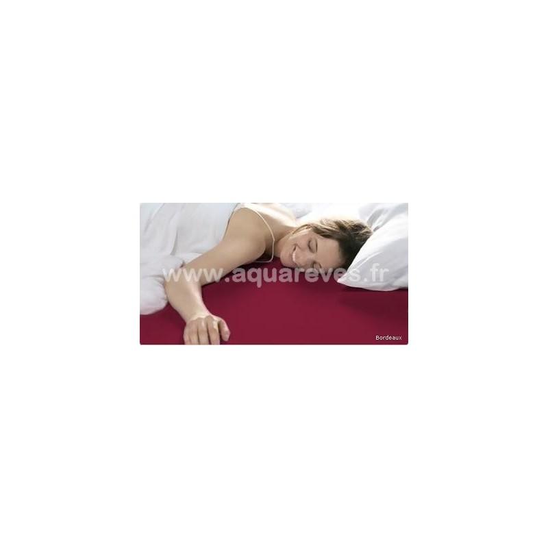drap housse jersey confort petit prix. Black Bedroom Furniture Sets. Home Design Ideas