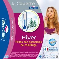 Couette Hiver Bleu Câlin