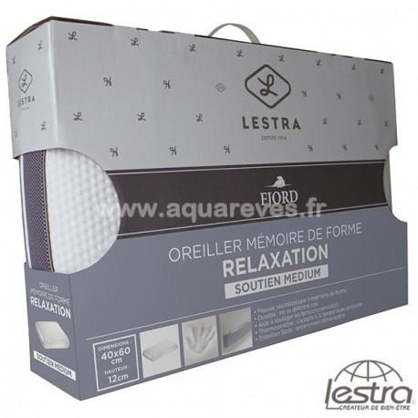Oreiller relaxation-sérénité Lestra