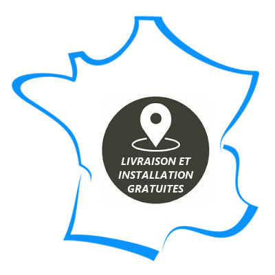 installation gratuite