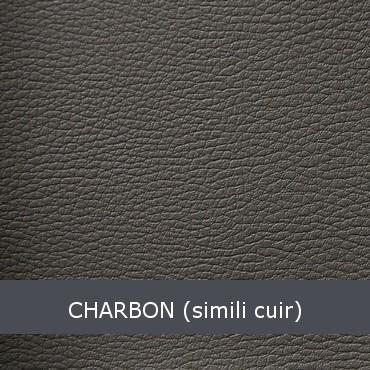 Charbon Simili cuir