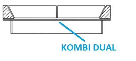 kombi dual