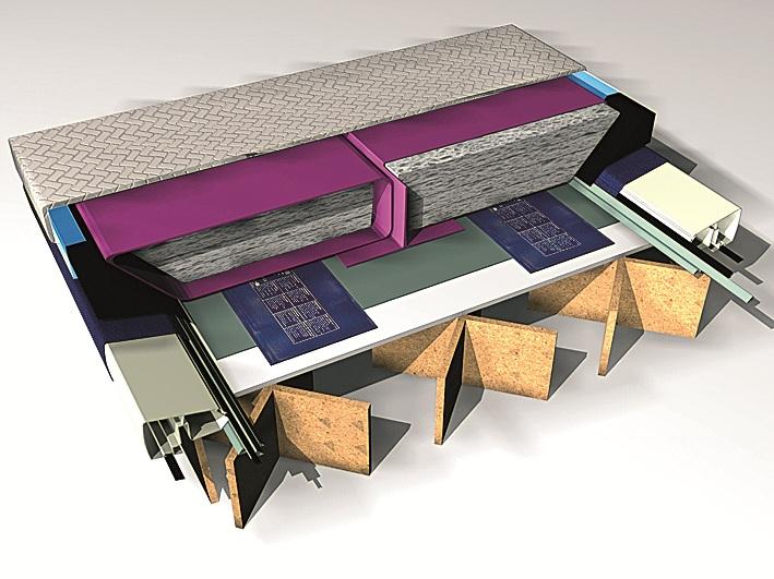 Pièce détachée compatible lit sleep line ou stretch-top