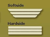 Softside ou hardside