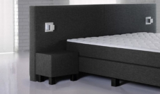 Le Fenix Boxspring, sûrement le lit le plus confortable au monde.